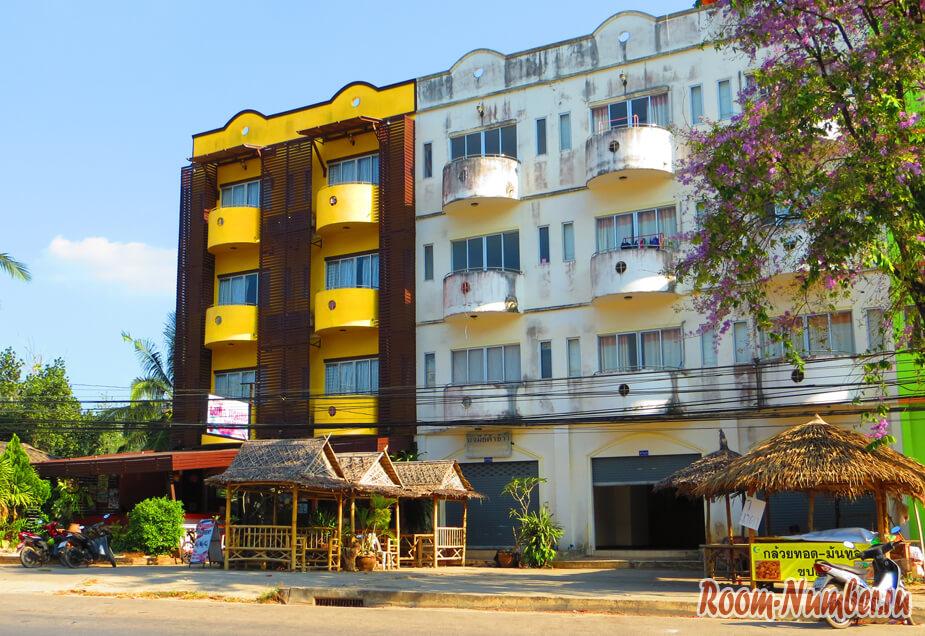 Luna House – отель в Краби, Ао-Нанг. Наши отзывы