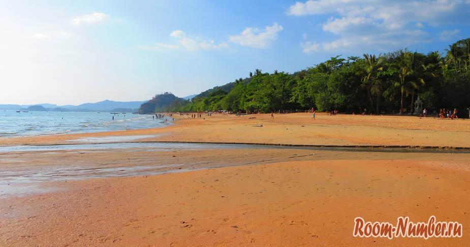 Краби пляж Ао нанг фотографии