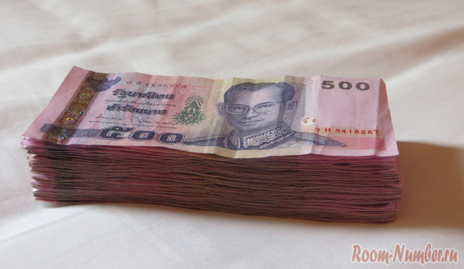 Наши расходы за месяц в Тайланде. Подробно о том, сколько стоит жизнь в Бангкоке