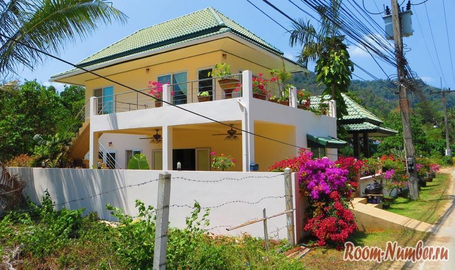 Варианты домов на Краби. Как мы искали себе жилье в Ао-Нанг