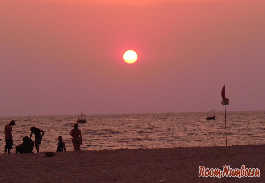Если ты думаешь, что в Гоа самые красивые закаты, значит, ты еще не был на Лангкави