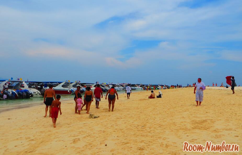 Бамбу Айленд пляж