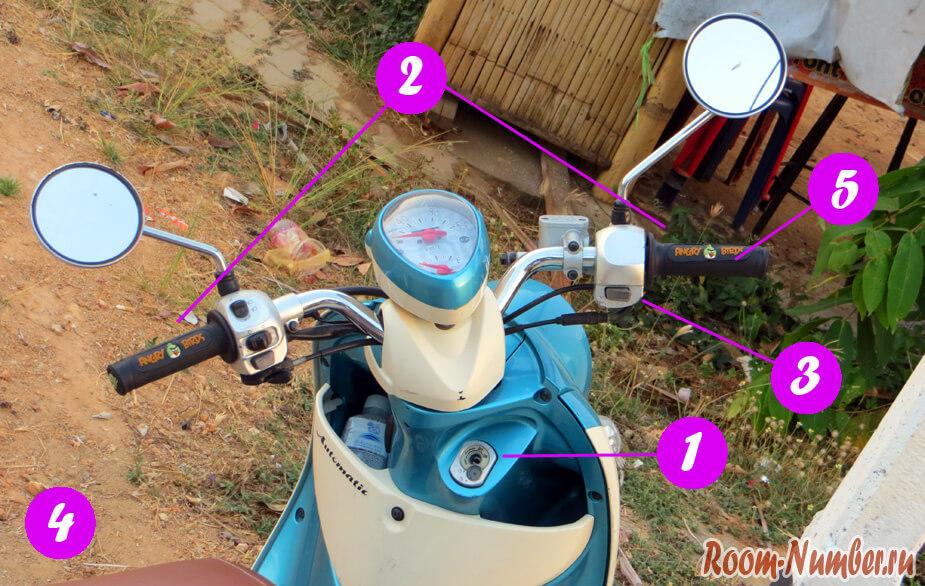 Как я научился водить байк в Тайланде