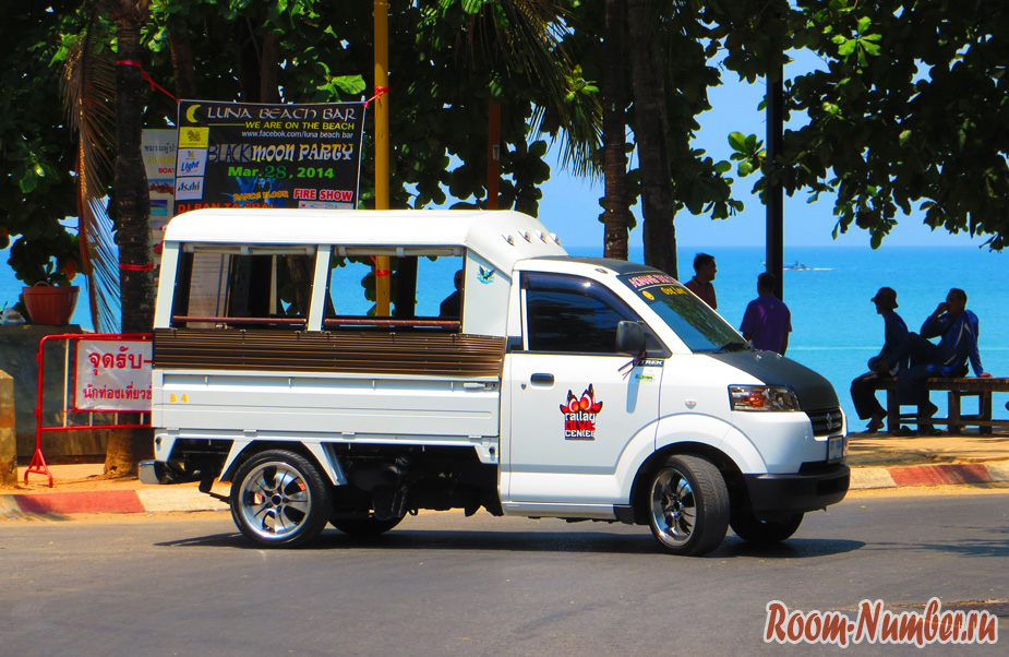 taxi-krabi
