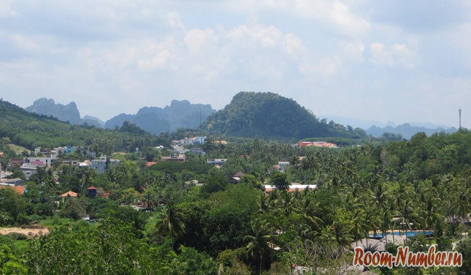 долина Ao nang