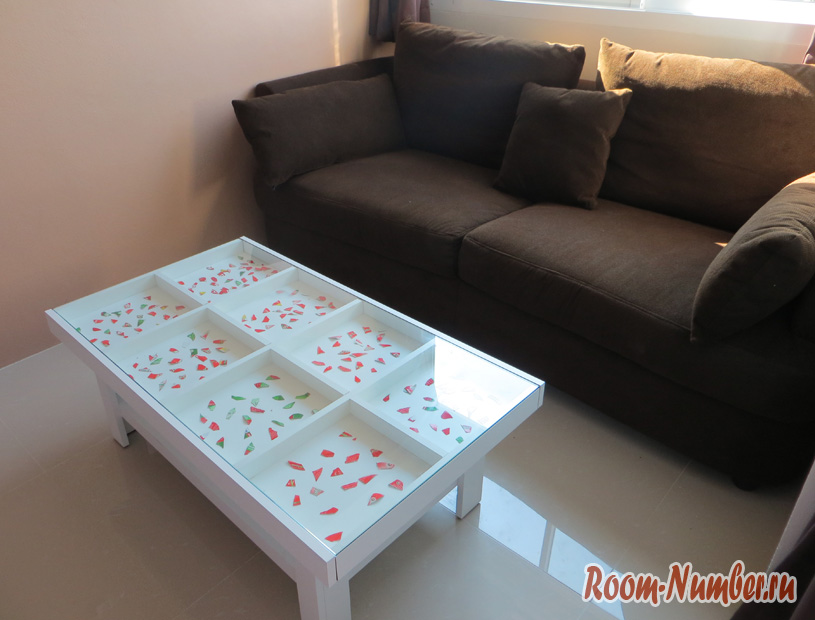столик в комнате отеля аонанг маунтин вью