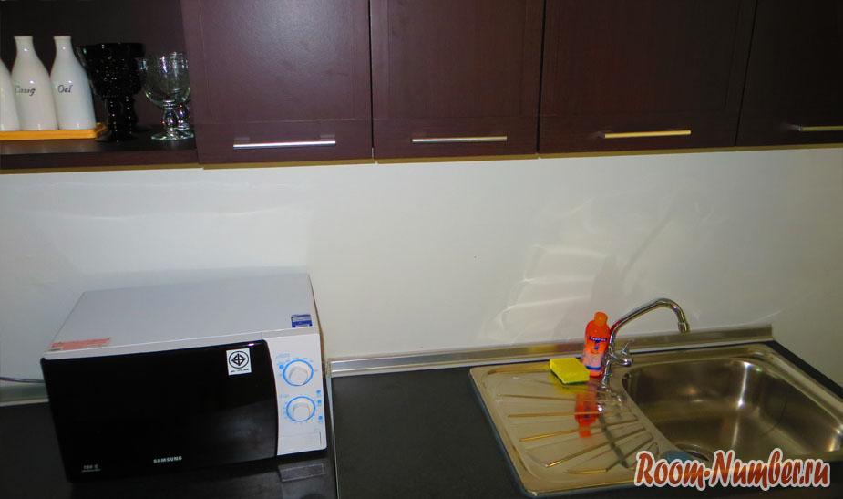 снять номер в отеле аонанг маунтин вью можно с такой кухней