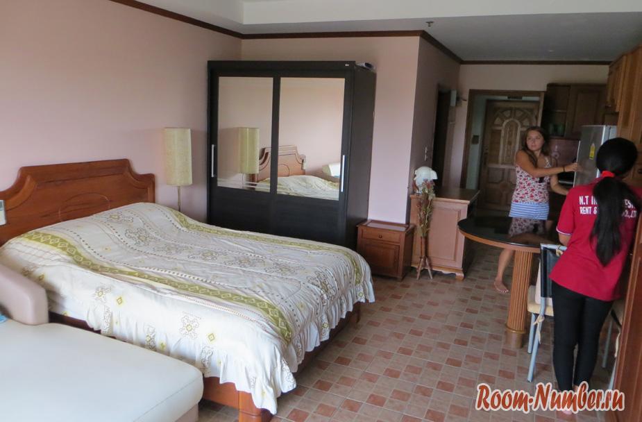 Вью Талай, Паттайя - фото квартиры