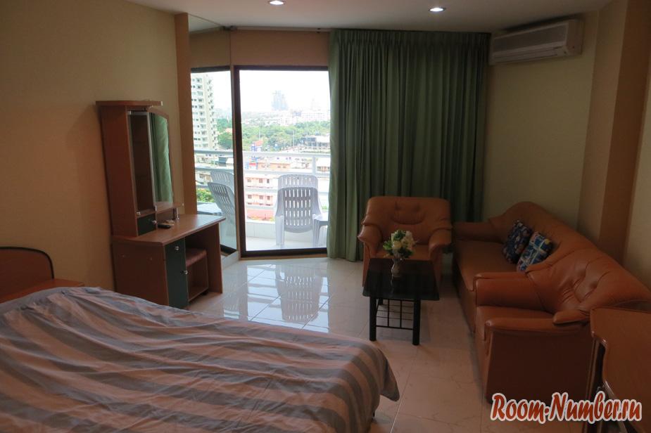 Стоимость аренды квартиры в кондо View Talay