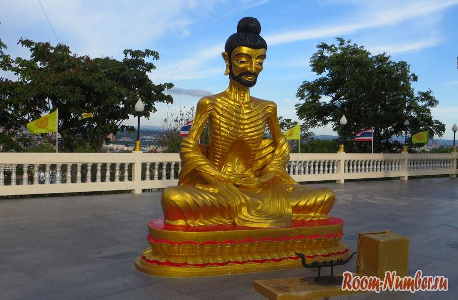 Холм Биг Будда Паттайя