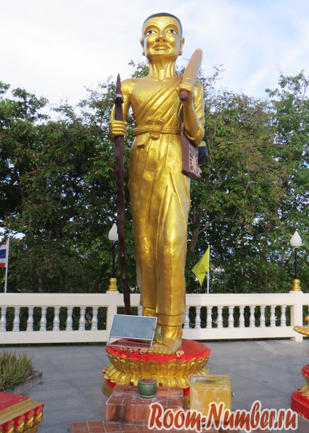 Будда в Паттайя