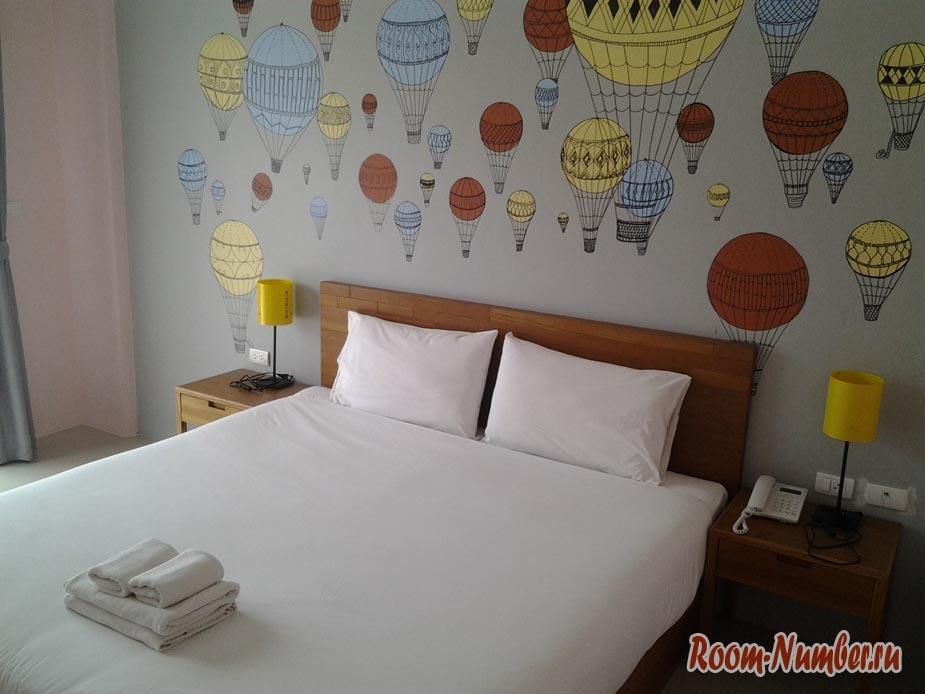 Ao Nang Miti Resort в Краби