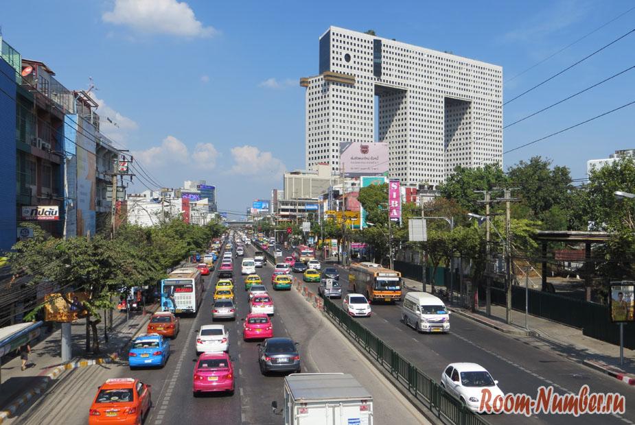 дом слон в бангкоке