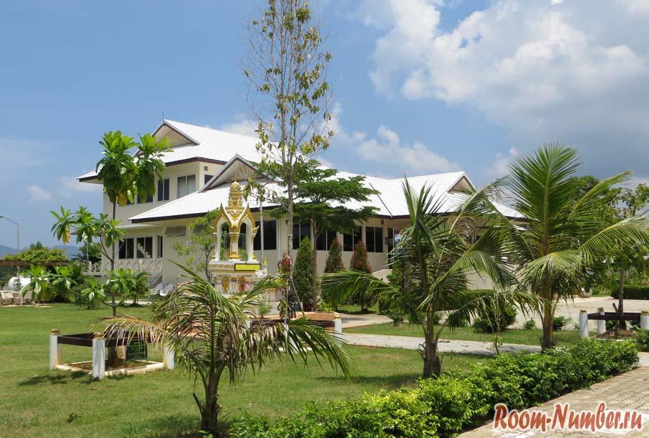 Продление тайской туристической визы в иммиграционном офисе Краби