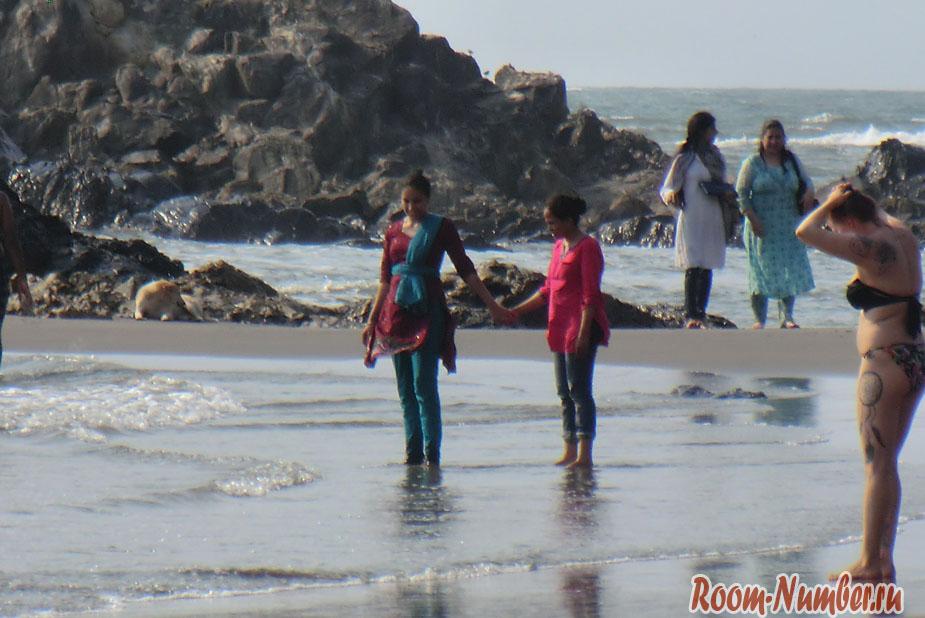 Фото пляжа Вагатор