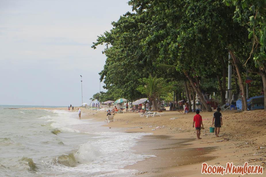 Пляж Пратамнак