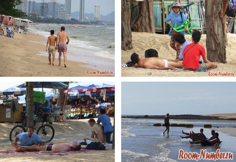 пляж для голубых адам бич