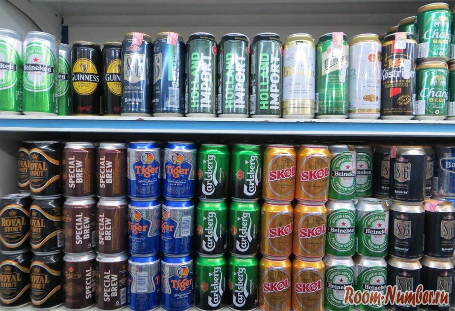 пиво в малайзии