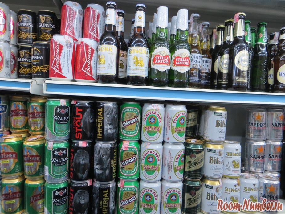 Пиво на Лангкави