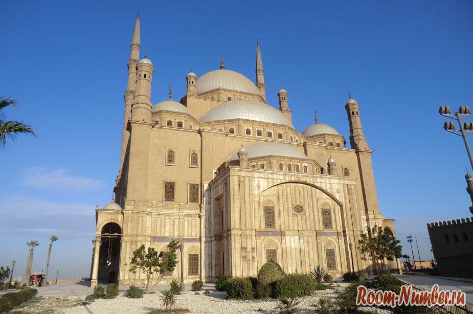 Мечеть Мухаммеда-Али в Каире. Наши впечатления