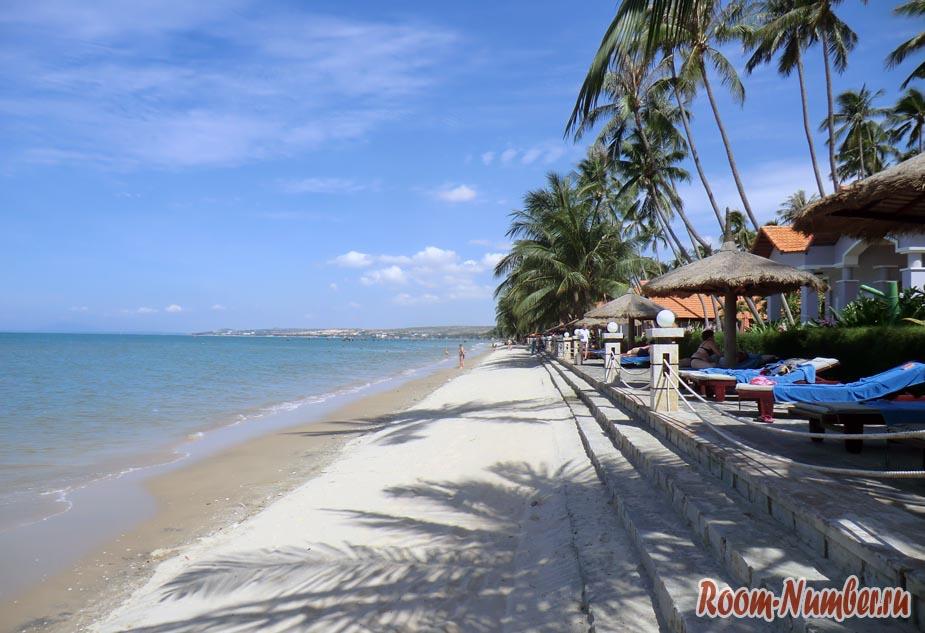 Муйне — пляж и море. Реальность далека от ожиданий