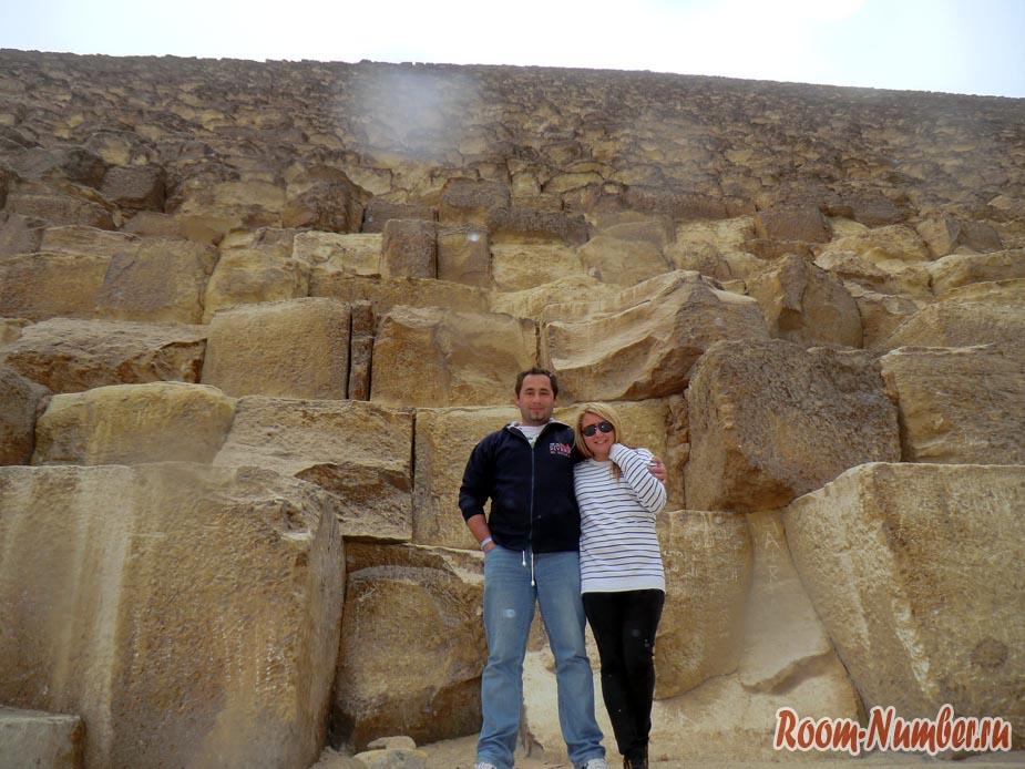 Посещение египетских пирамид и сфинкса в Каире