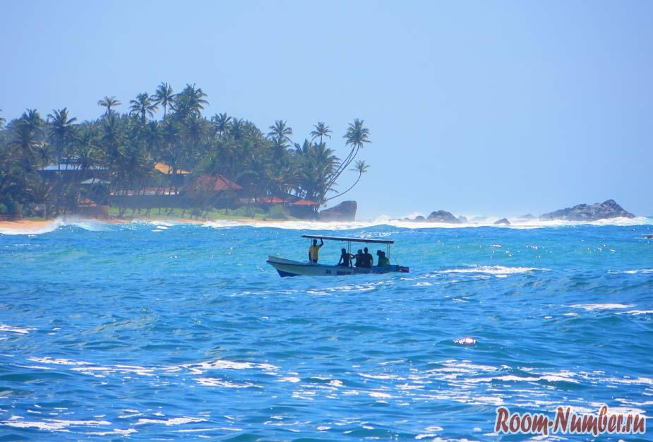 Возможно ли съездить на Шри-Ланку самостоятельно за 70 тыс рублей на двоих?