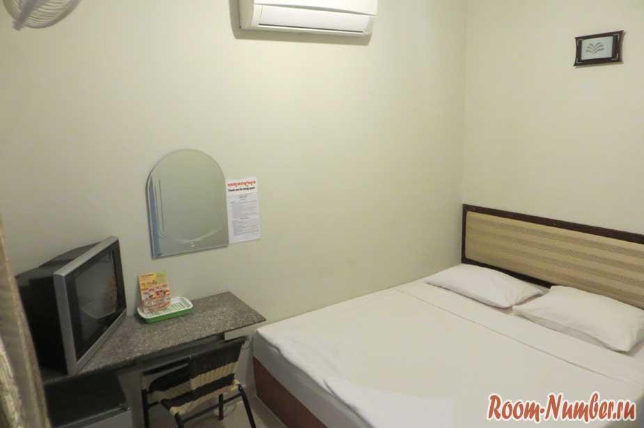 Фото комнаты в Zana House