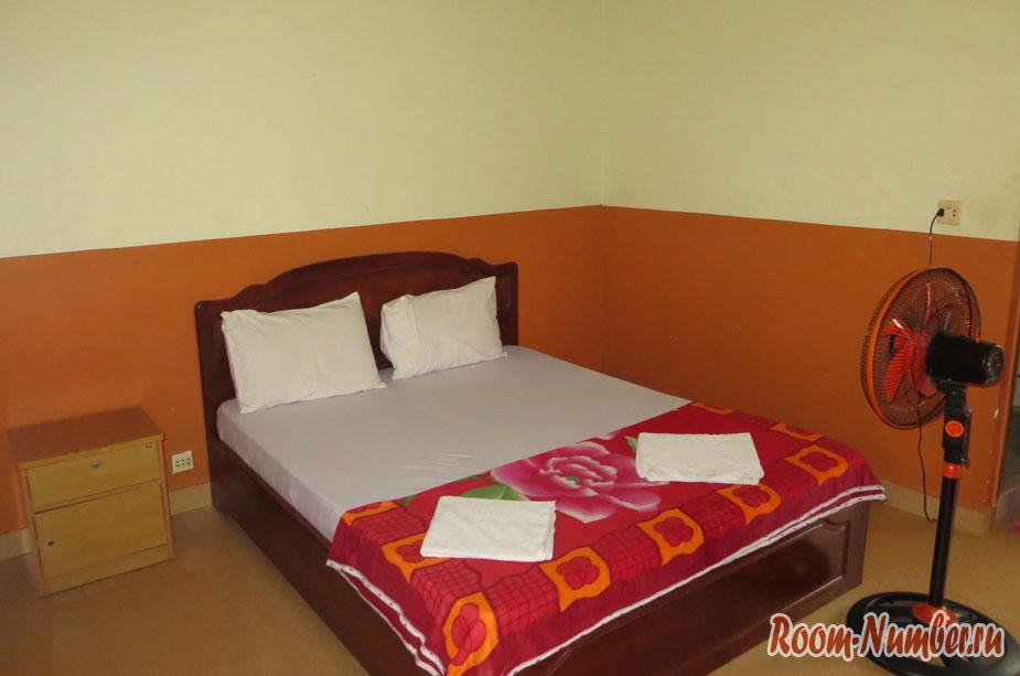 комната в гестхаусе