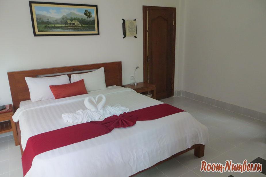 Комната в Ropanha Boutique отель