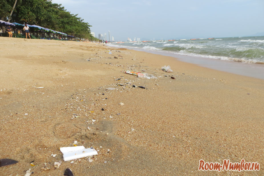 Пляжи Паттайи хуже пляжей Пхукета