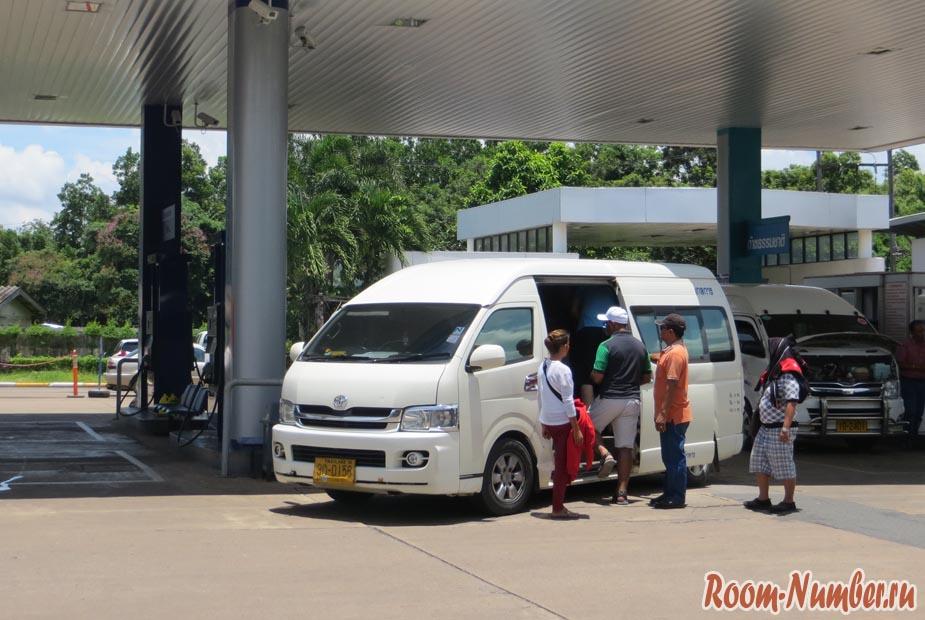 Из Паттайи в Сиануквиль. Как добраться в Камбоджу из Таиланда