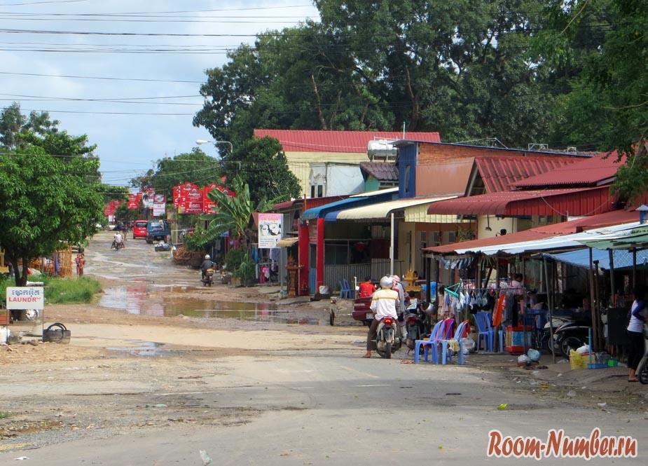 Сиануквиль фото улицы