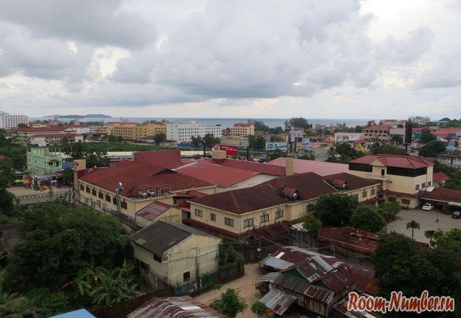 Город Сиануквиль