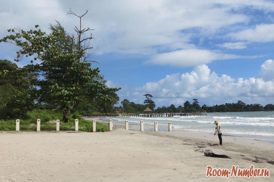 Пляж Индепенденс