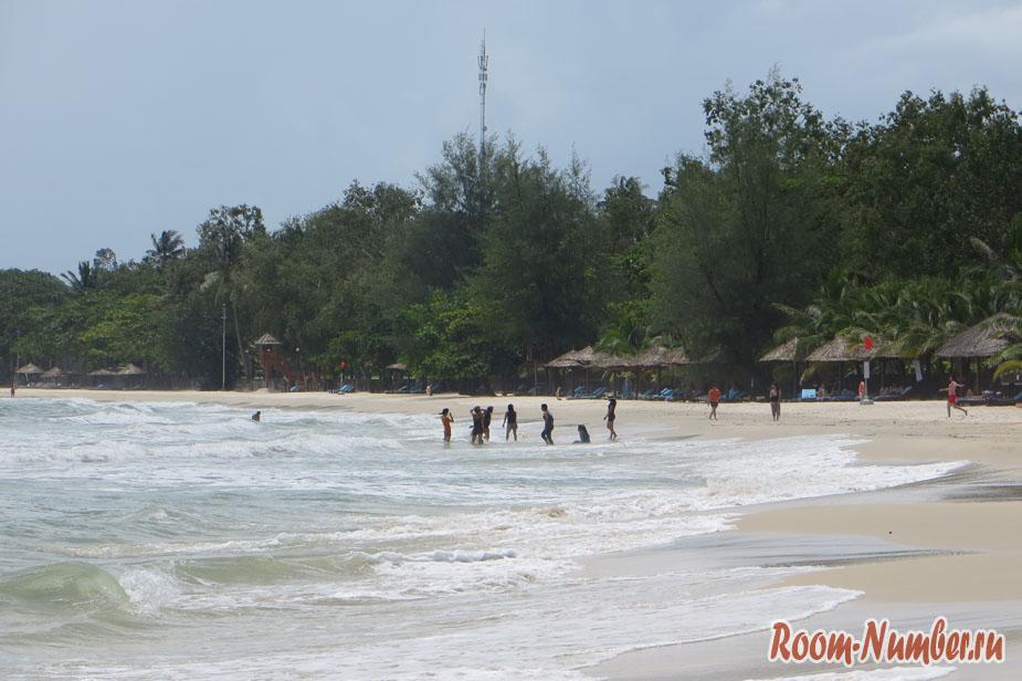 пляж сокха