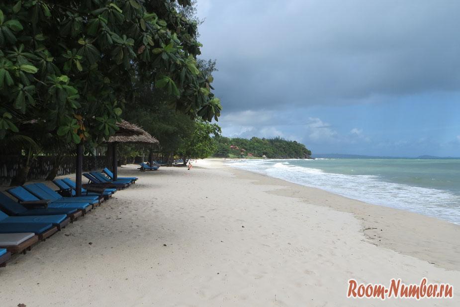 Фото, пляж сокха, белый песок, спокойное море