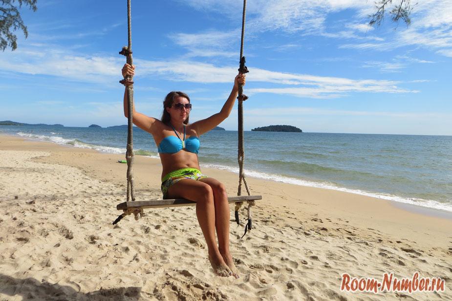 пляж отрес камбоджа сиануквиль