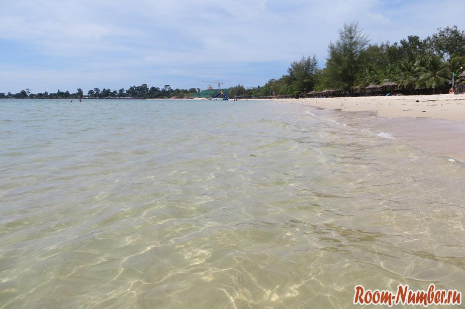 камбоджа пляж сокха сиануквиль