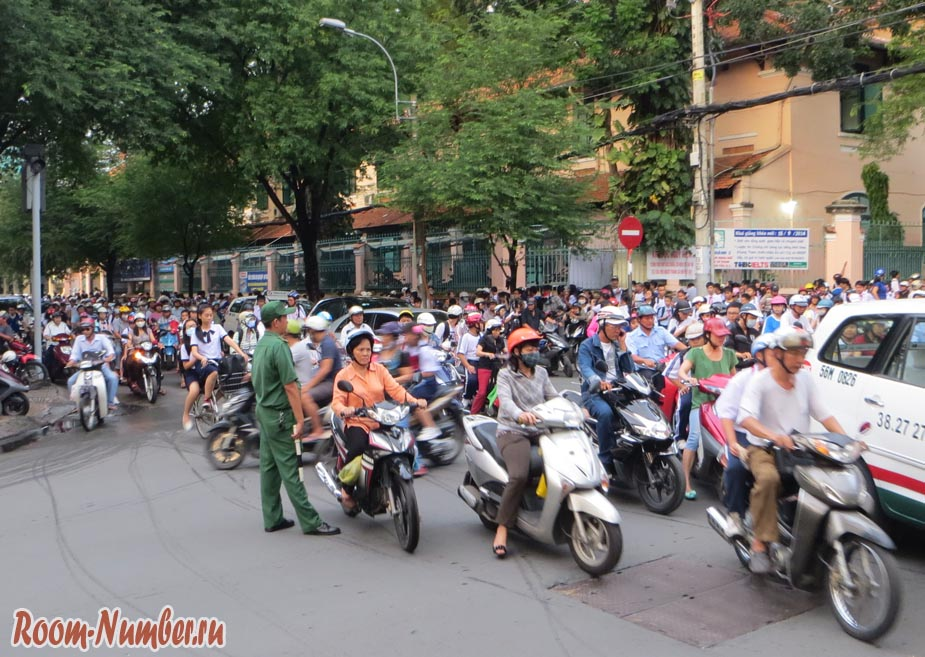 Улица Хошимина