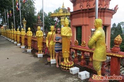 Кхмерский храм