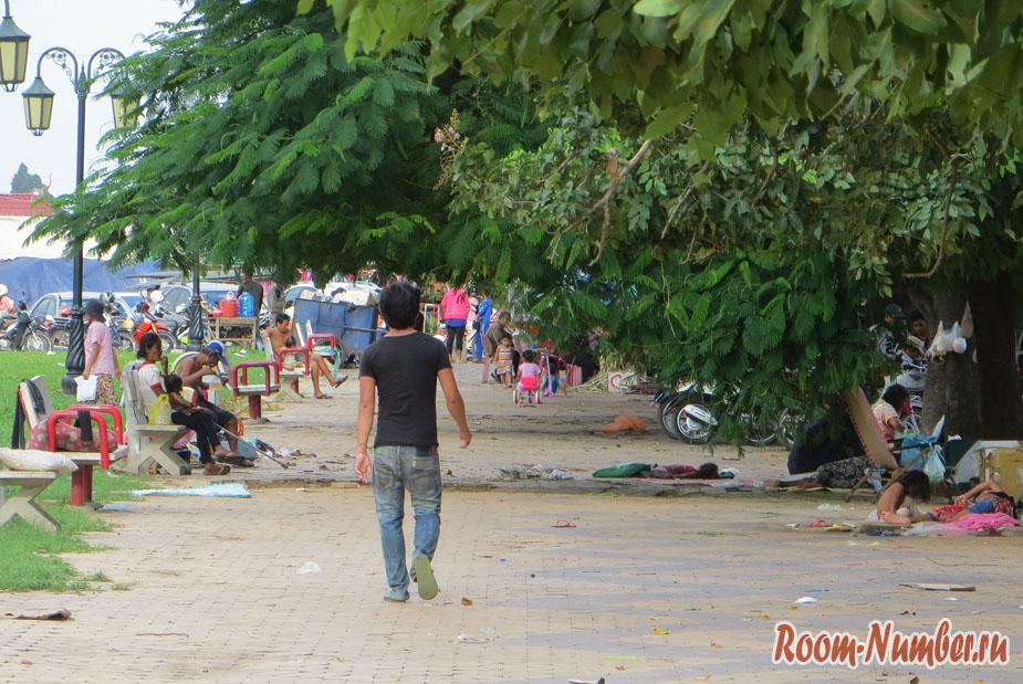 Пномпень, столица Камбоджи. Наши эмоции, впечатления и что мы посмотрели за 2 дня