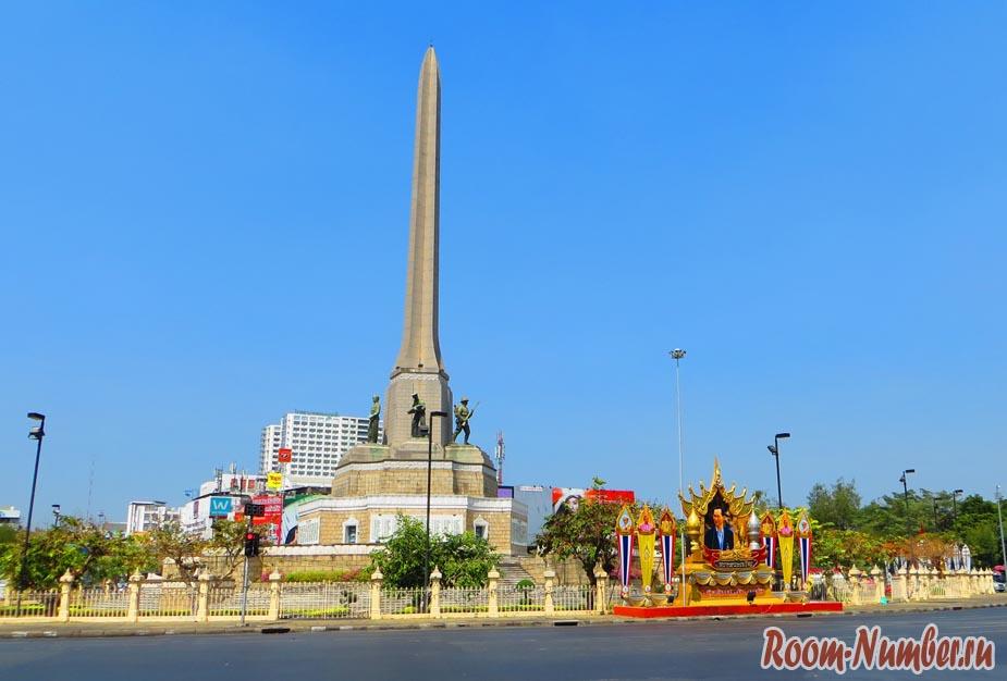 виктори монумент