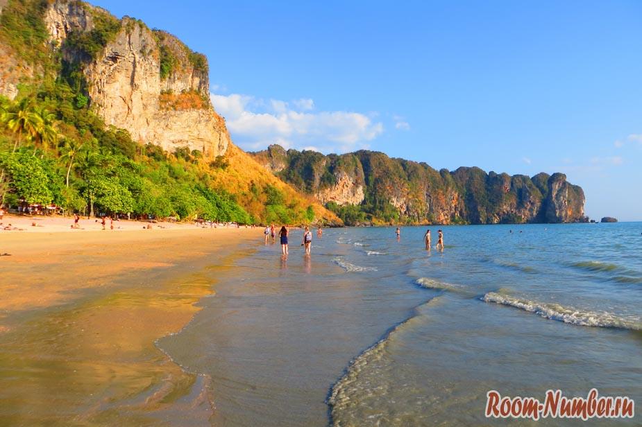 аонанг пляж