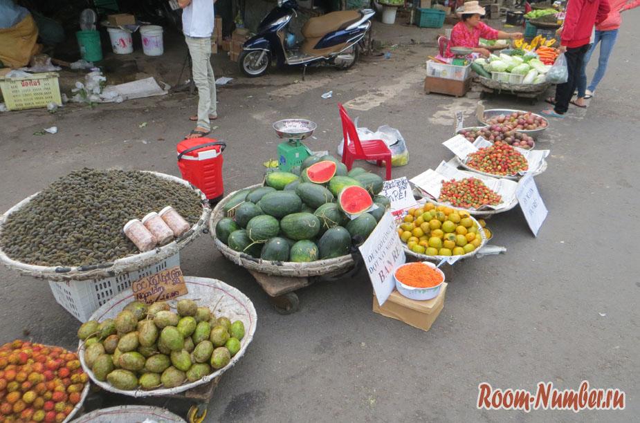 Нячанг. Рынок для местных сом мой