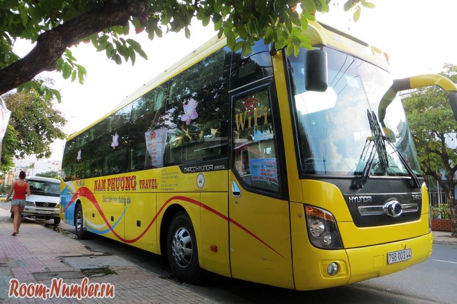 Переезд из Хошимина в Нячанг на автобусе. Первый опыт поездки на вьетнамском слипинг басе