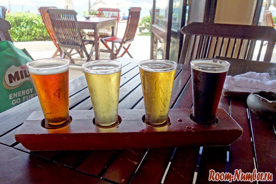 вкусное пиво в Нячанге в Луизиане