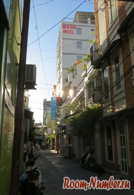 Отель New Day Нячанг