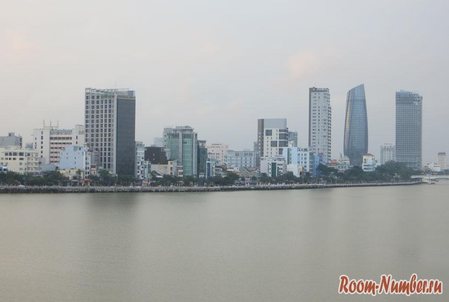 Дананг, который стал для нас лучшим городом во Вьетнаме
