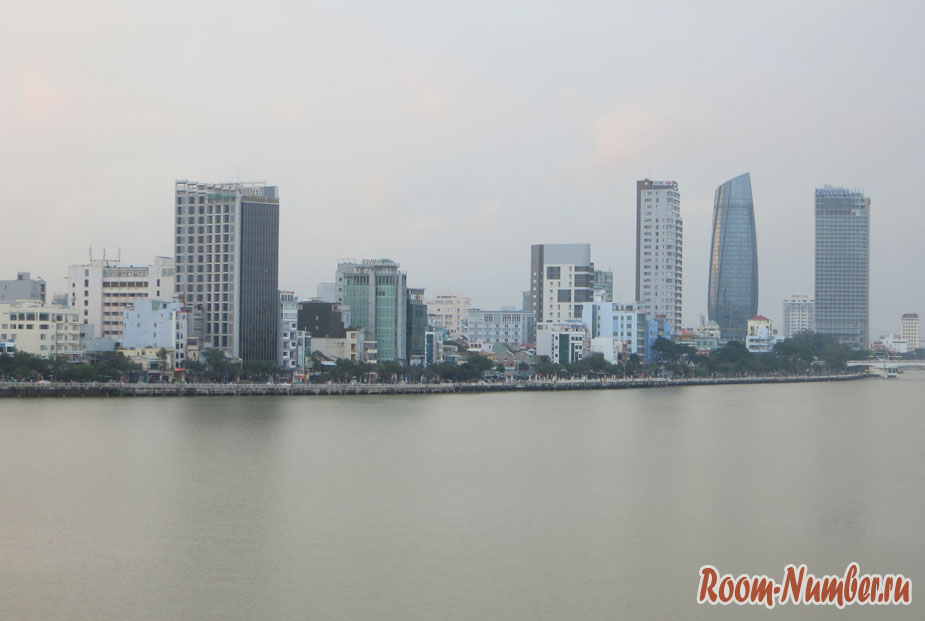 Дананг, Вьетнам. Danang стал лучшим городом во Вьетнаме для нас